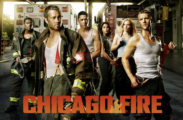 Casey staat z'n mannetje in Chicago Fire