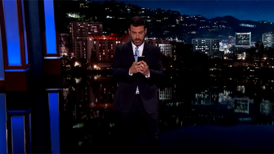 Jimmy Kimmel Plays Pokémon Go