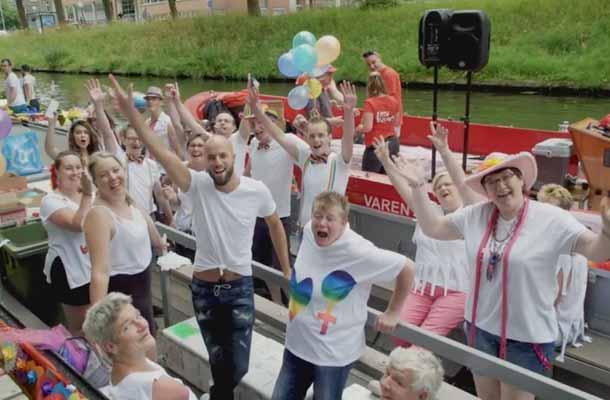 Utrecht Canal Pride: een groot succes