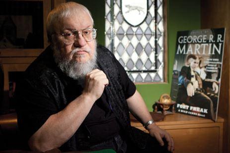 George R. R. Martin ziet een Game of Thrones spin-off wel zitten