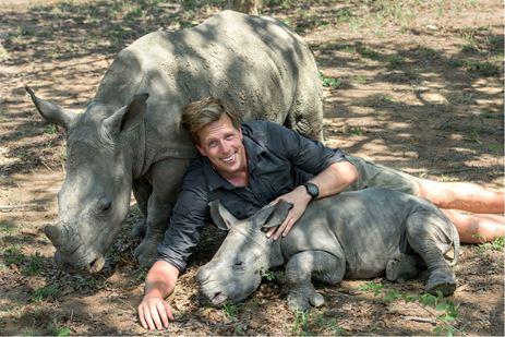 Freek Vonk: ?Samen tegen de stropers en voor de wilde dieren!?
