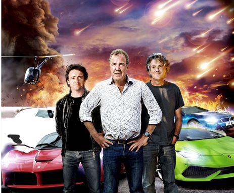 Nieuwe autoshow Jeremy Clarkson heet The Grand Tour