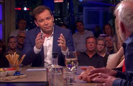 Interview met Peter van der Vorst over RTL Late Night