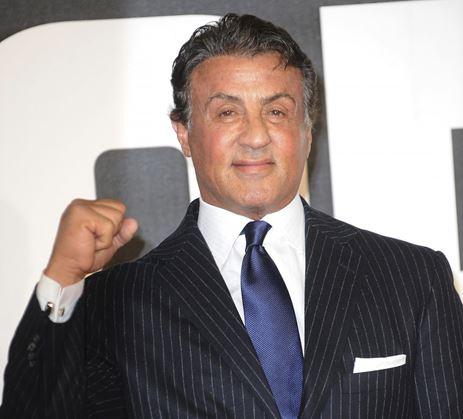 Jatte Sylvester Stallone zijn tv-programma?