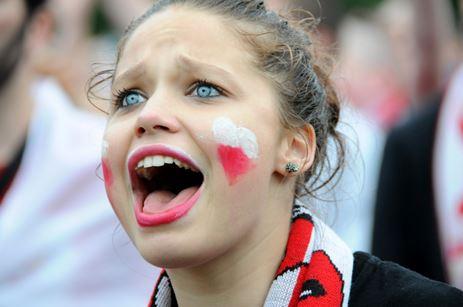 Minder vrouwen kijken naar EK voetbal 2016 zonder Oranje