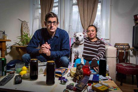 Tweemaal Louis Theroux bij VPRO