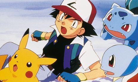 Plannen voor nieuwe Pokémon-film