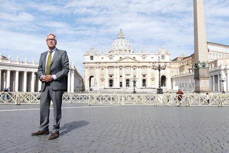 De TV van gisteren: Half miljoen kijkers voor In de ban van de paus