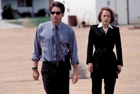 David Duchovny hint naar nieuw seizoen X-Files
