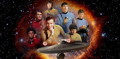 Vrouw aan het roer in Star Trek: Discovery
