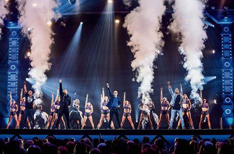 RTL 4 zendt registratie comedyshow Gabbers uit