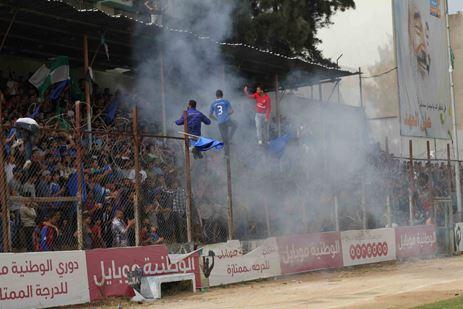 Indringende Documentaire over voetballers in de Gazastrook in Team Gaza
