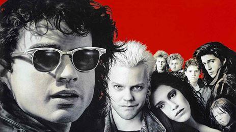 Cult-vampierenfilm The lost boys wordt tv-serie