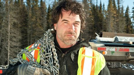 Darrell Ward van Ice road Truckers overleden na vliegtuigongeluk