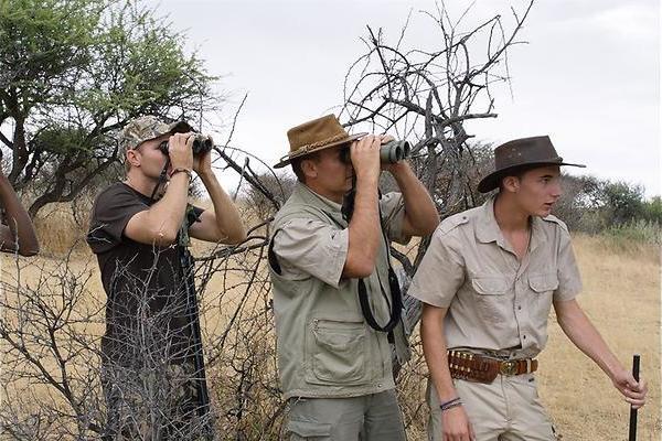 Jachttoerisme in Afrika