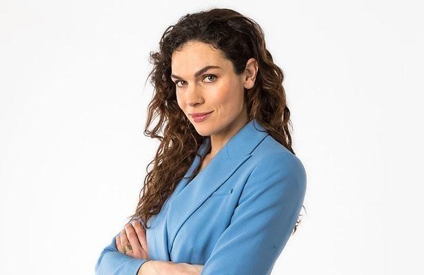 Anna Drijver speelt politieagente in Vlaamse serie Undercover