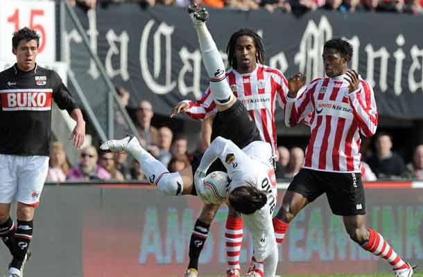Eredivisie: Geen kluif voor AZ
