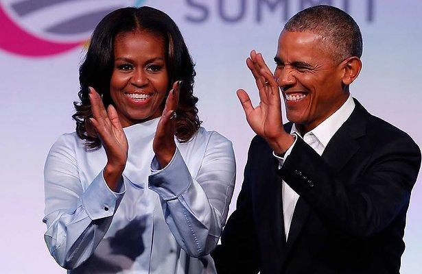 Barack en Michelle Obama definitief gestrikt door Netflix