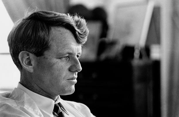 Netflix-tip: Bobby Kennedy for president