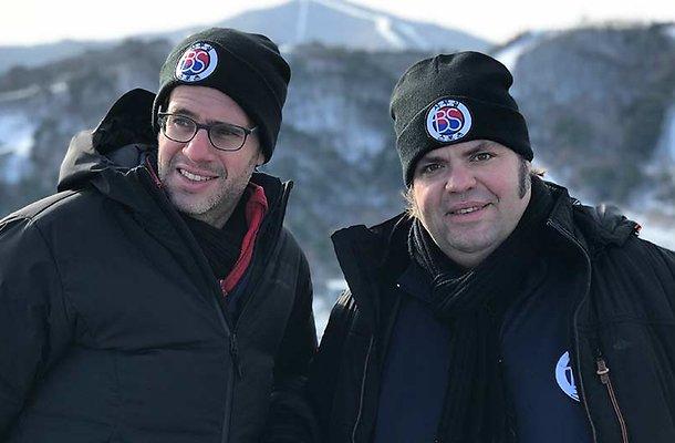 Erik Dijkstra en Frank Evenblij maken Bureau Korea