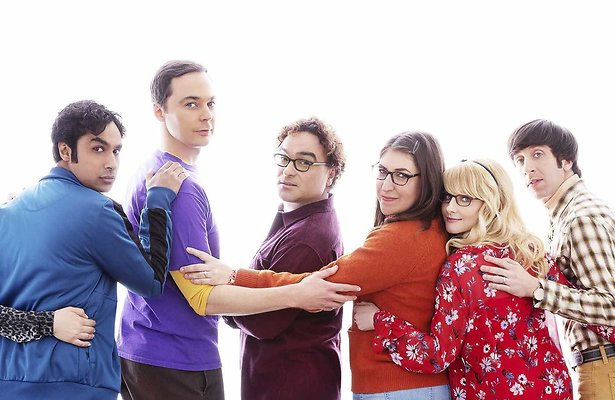 The big bang theory ten einde?