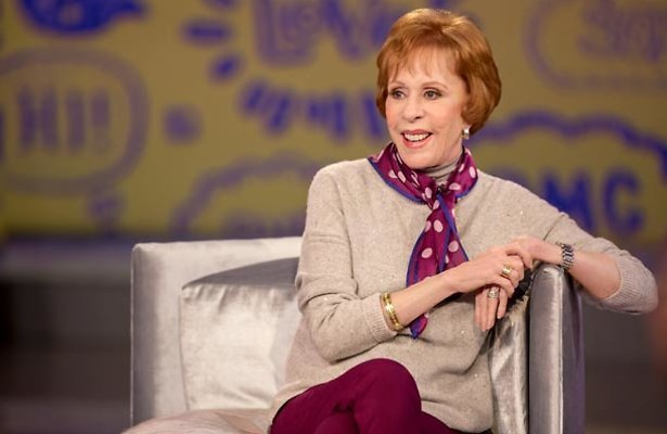Netflix-tip: A little help with Carol Burnett