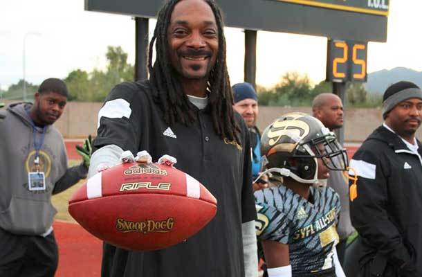 Netflix-tip: Coach Snoop
