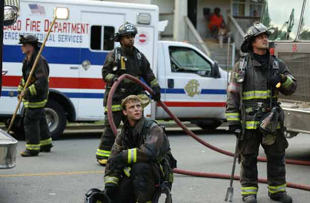 Onnodige risico's in Chicago Fire