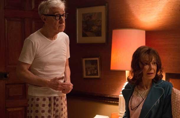 Met Woody Allen naar de sixties