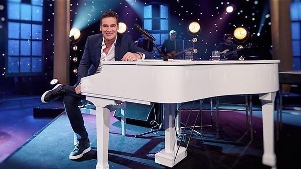 Samen achter de piano