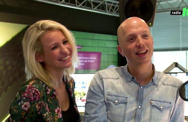 Dionne Stax en Lex Gaarthuis wagen zich samen aan de Vierdaagse van Nijmegen