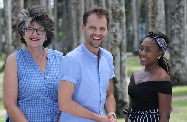 Daan Nieber gaat terug naar geboorteland geadopteerden in Eindelijk Thuis