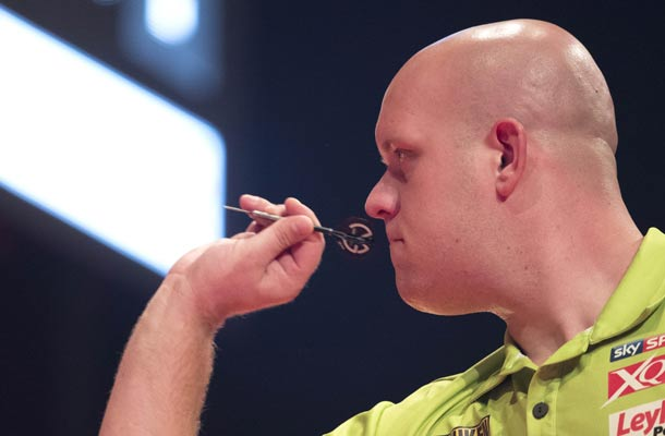 BDO en PDC komen samen in Grand Slam of Darts