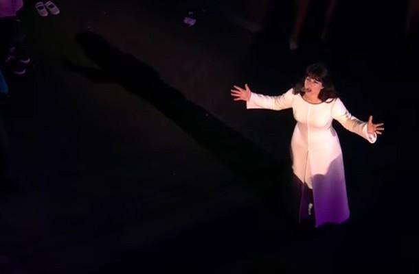 Ellen ten Damme maakt indruk op 3,2 miljoen kijkers