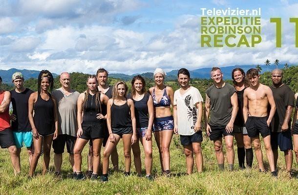 Expeditie Robinson 2017 - #11: 'Leugenaar' Roeland neemt bikkelhard wraak