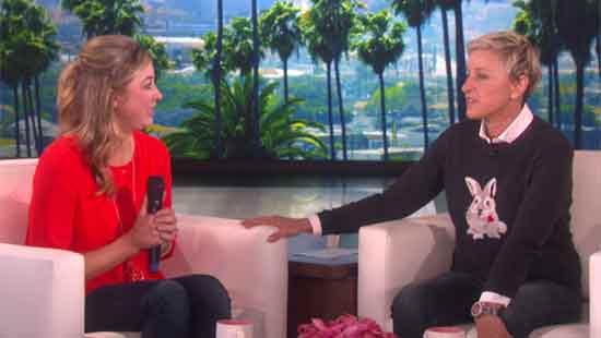 Ellen's Biggest Fan Gets an Amazing Surprise