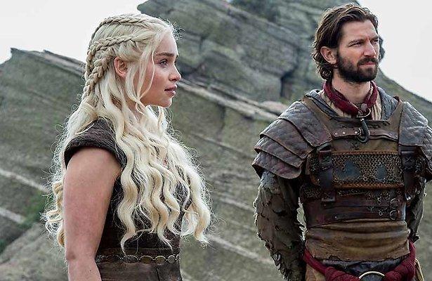 Game of Thrones maakt meeste kans bij Emmys