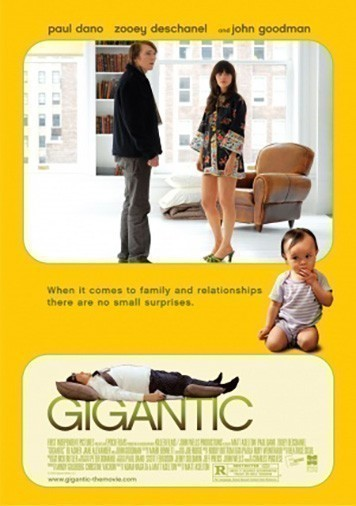 Gratis film: Gigantic