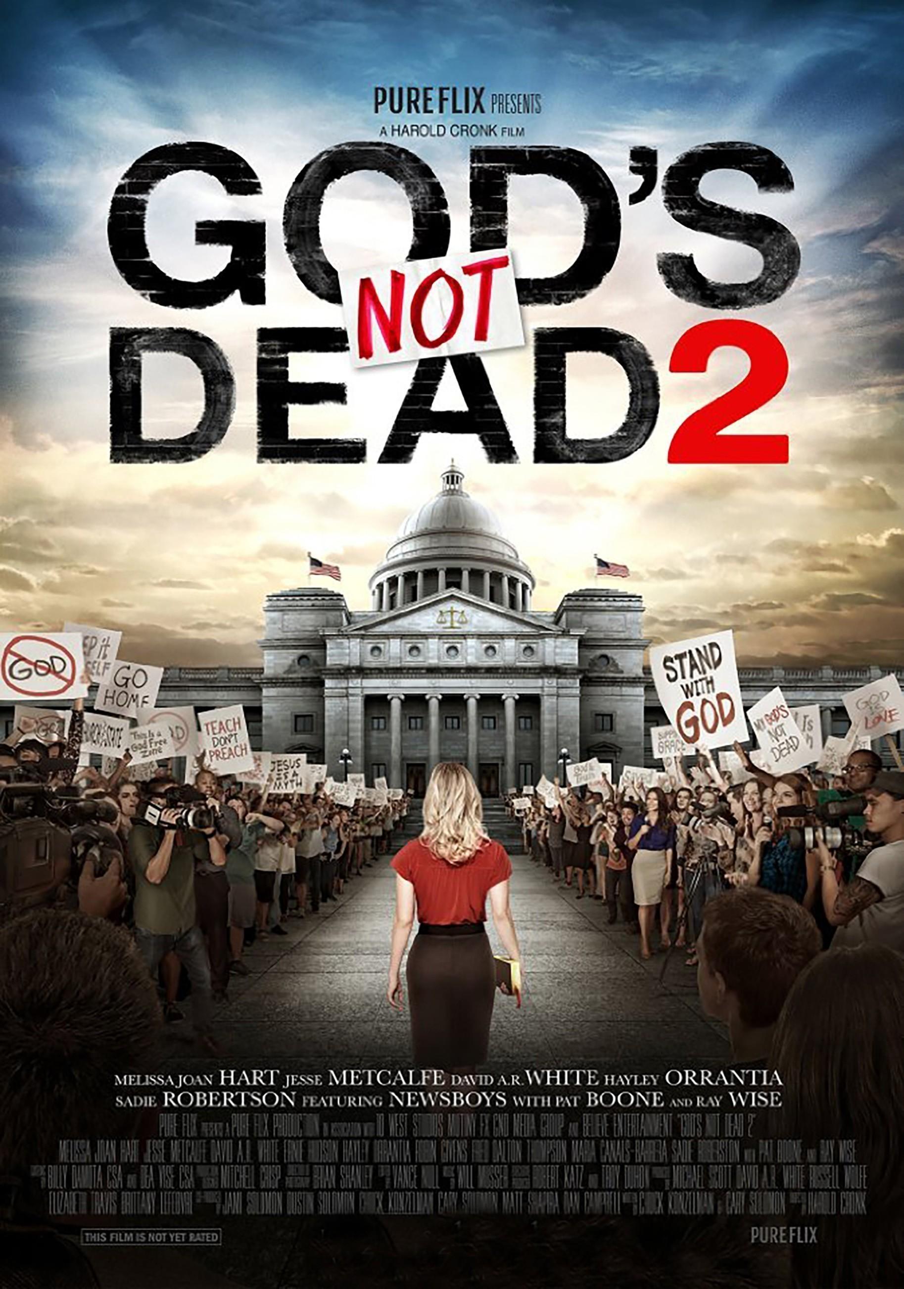 Gratis film: God's Not Dead 2