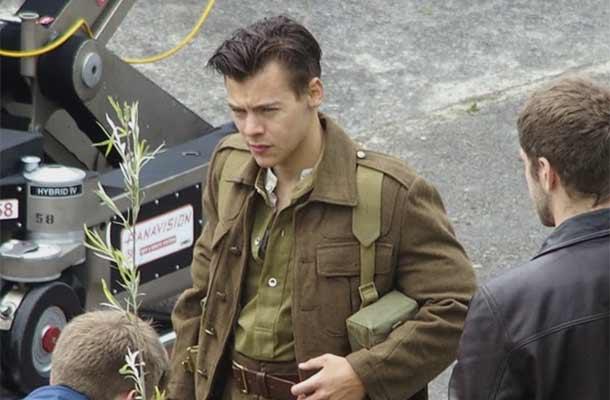 Harry Styles krijgt fulltime bodyguard voor Dunkirk