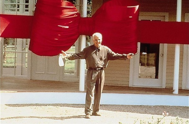 HouseSitter: Steve Martin bouwt zijn droomhuis