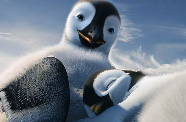 Het vervolg op Oscarwinnaar Happy Feet