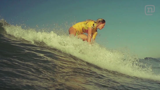 Surfer Laura Enever In Iceland: Lost In The World: IM LAURA Ep. 3