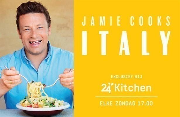 Jamie Cooks Italy: Jamie Oliver op culinaire trip door Italië