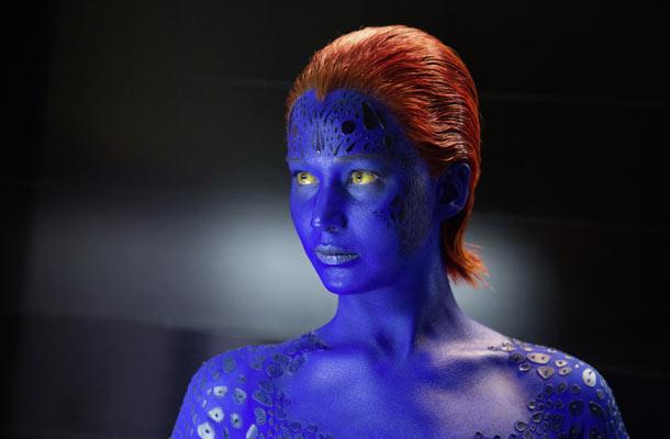 Jennifer Lawrence in nieuwe X-Men film?