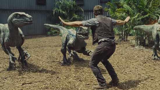Jurassic World Science feat. Chris Pratt and Jack Horner