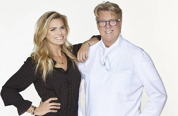 Nicolette van Dam vervangt Arie Boomsma in Kitchen Impossible
