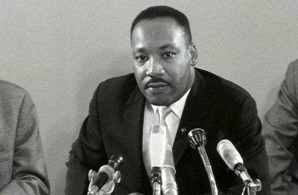 NOS zendt herdenking Martin Luther King live uit