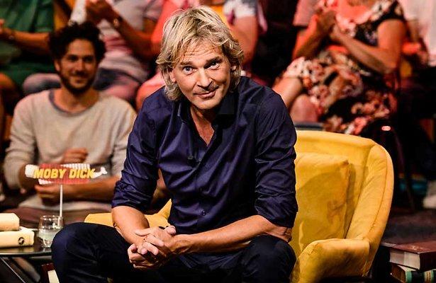 Matthijs van Nieuwkerk noemt teloorgang tv een 'avontuur'