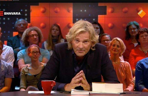 Matthijs van Nieuwkerk presenteert 3 nieuwe programma's